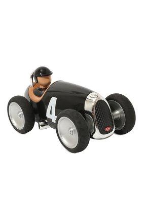 Детского игрушечная гоночная машинка BAGHERA черного цвета, арт. 481 | Фото 1