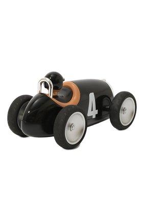 Детского игрушечная гоночная машинка BAGHERA черного цвета, арт. 481 | Фото 2
