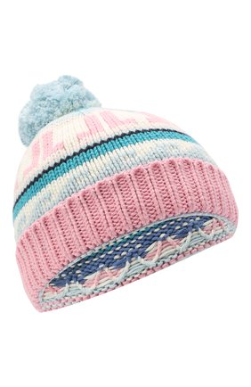 Детского шапка LANVIN разноцветного цвета, арт. N11001 | Фото 1