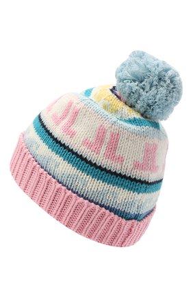Детского шапка LANVIN разноцветного цвета, арт. N11001 | Фото 2