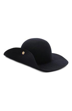 Детская шляпа LANVIN синего цвета, арт. N11000 | Фото 1