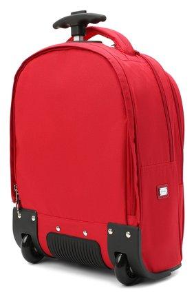 Детский чемодан DOLCE & GABBANA красного цвета, арт. EM0057/AW005 | Фото 2