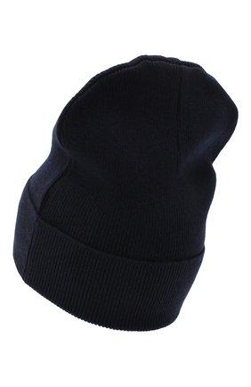 Детского шапка PAOLO PECORA MILANO темно-синего цвета, арт. PP2518 | Фото 2