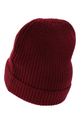 Детского шапка PAOLO PECORA MILANO бордового цвета, арт. PP2516 | Фото 2
