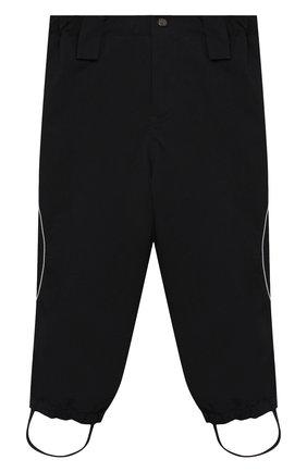 Детские брюки pollux active MOLO черного цвета, арт. 5W20I101 | Фото 1