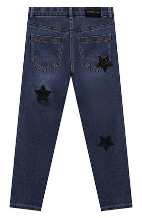 Детские брюки JAKIOO синего цвета, арт. 496400AD | Фото 2