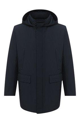 Мужская утепленная куртка GIMO'S темно-синего цвета, арт. 20AI.U.340.730 | Фото 1