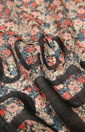 Шерстяной шарф Liberty | Фото №2
