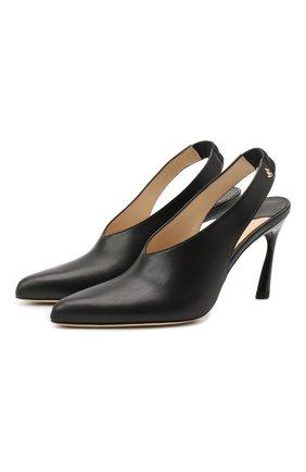 Кожаные туфли Clemence | Фото №1