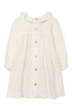 Женский платье TARTINE ET CHOCOLAT бежевого цвета, арт. TR30011/1M-1A | Фото 2