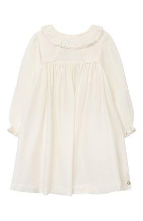 Женский платье TARTINE ET CHOCOLAT бежевого цвета, арт. TR30011/18M-3A | Фото 1