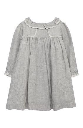 Женский платье TARTINE ET CHOCOLAT серого цвета, арт. TR30011/18M-3A | Фото 1