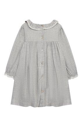 Женский платье TARTINE ET CHOCOLAT серого цвета, арт. TR30011/18M-3A | Фото 2