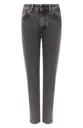 Женские джинсы ACNE STUDIOS черного цвета, арт. A00157 | Фото 1
