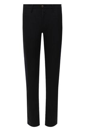 Мужской шерстяные брюки JACOB COHEN черного цвета, арт. B0BBY W00L 06968-N/54 | Фото 1