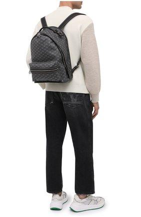 Мужской рюкзак MOREAU темно-серого цвета, арт. JMTN30JJ0BBNSTC | Фото 2