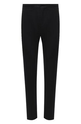Мужские шерстяные брюки ERMENEGILDO ZEGNA темно-серого цвета, арт. UVI17/TT11 | Фото 1