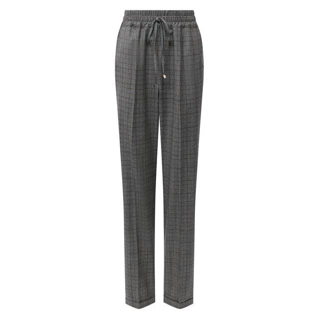 Шерстяные брюки Kiton