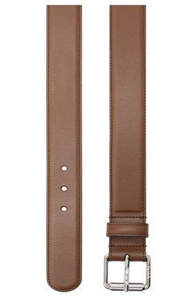 Женский кожаный ремень GUCCI коричневого цвета, арт. 636885/0YA0X   Фото 2
