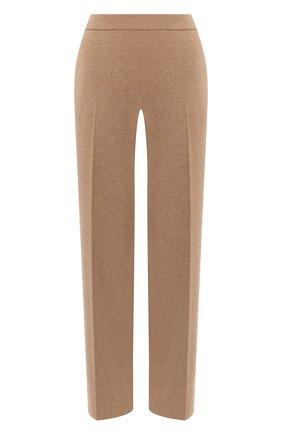 Женские кашемировые брюки LORO PIANA бежевого цвета, арт. FAL3598   Фото 1