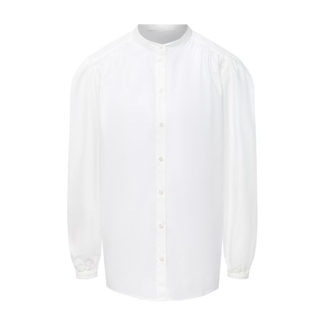 Хлопковая рубашка BOSS