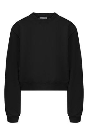 Женский хлопковый свитшот COTTON CITIZEN черного цвета, арт. W309261 | Фото 1