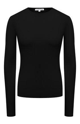 Женская лонгслив COTTON CITIZEN черного цвета, арт. W215464 | Фото 1