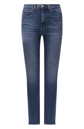 Женские джинсы 3X1 синего цвета, арт. WP0171079/ABBI | Фото 1