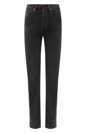 Женские джинсы 3X1 серого цвета, арт. WP0370966/DEMAR | Фото 1