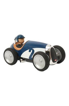 Детского игрушечная машинка blue BAGHERA синего цвета, арт. 482 | Фото 1