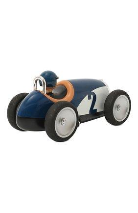 Детского игрушечная машинка blue BAGHERA синего цвета, арт. 482 | Фото 2