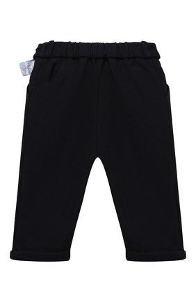 Детские брюки CHLOÉ синего цвета, арт. C04172 | Фото 2