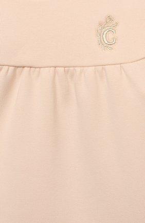 Женский хлопковое платье CHLOÉ светло-розового цвета, арт. C02273   Фото 3