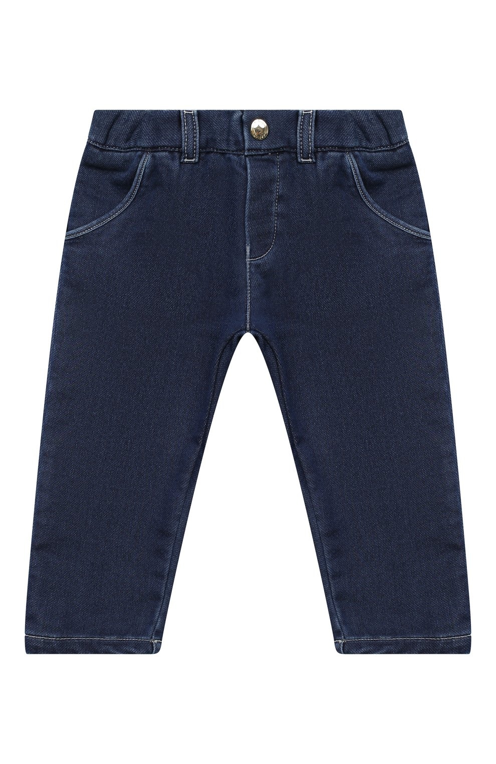 Детские джинсы CHLOÉ синего цвета, арт. C04171   Фото 1