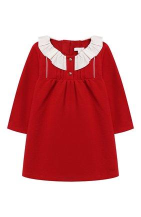 Женский платье CHLOÉ красного цвета, арт. C02268 | Фото 1