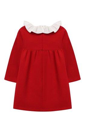 Женский платье CHLOÉ красного цвета, арт. C02268 | Фото 2