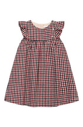 Женский платье CHLOÉ красного цвета, арт. C02275 | Фото 1