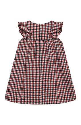 Женский платье CHLOÉ красного цвета, арт. C02275 | Фото 2