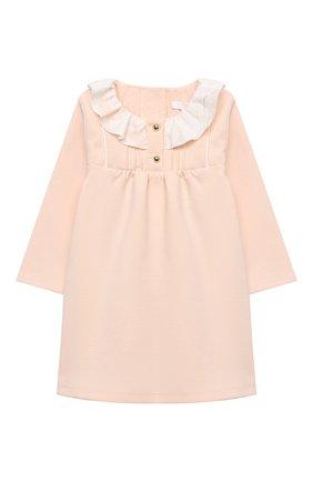 Женский платье CHLOÉ светло-розового цвета, арт. C02268 | Фото 1