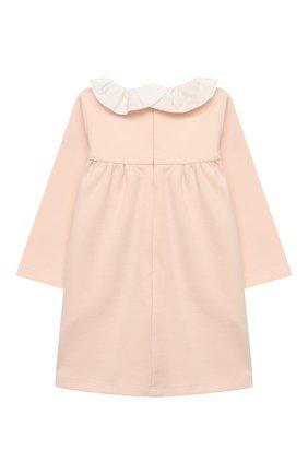 Женский платье CHLOÉ светло-розового цвета, арт. C02268 | Фото 2