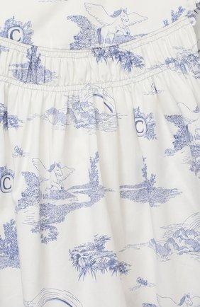 Женский платье CHLOÉ белого цвета, арт. C02270 | Фото 3