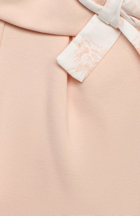 Детские брюки CHLOÉ светло-розового цвета, арт. C04172 | Фото 3