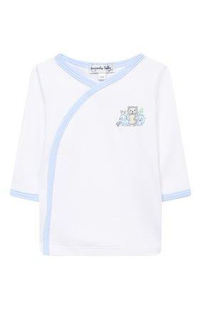 Детский комплект из распашонки и ползунков MAGNOLIA BABY голубого цвета, арт. 562-735P-LB | Фото 2