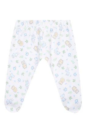Детский комплект из распашонки и ползунков MAGNOLIA BABY голубого цвета, арт. 562-735P-LB | Фото 5
