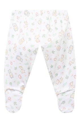 Детский комплект из распашонки и ползунков MAGNOLIA BABY белого цвета, арт. 562-735P-CE | Фото 5