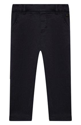 Детские брюки TARTINE ET CHOCOLAT темно-синего цвета, арт. TR22101/1M-1A | Фото 1