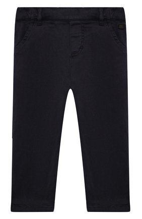 Детские брюки TARTINE ET CHOCOLAT темно-синего цвета, арт. TR22101/18M-3A | Фото 1