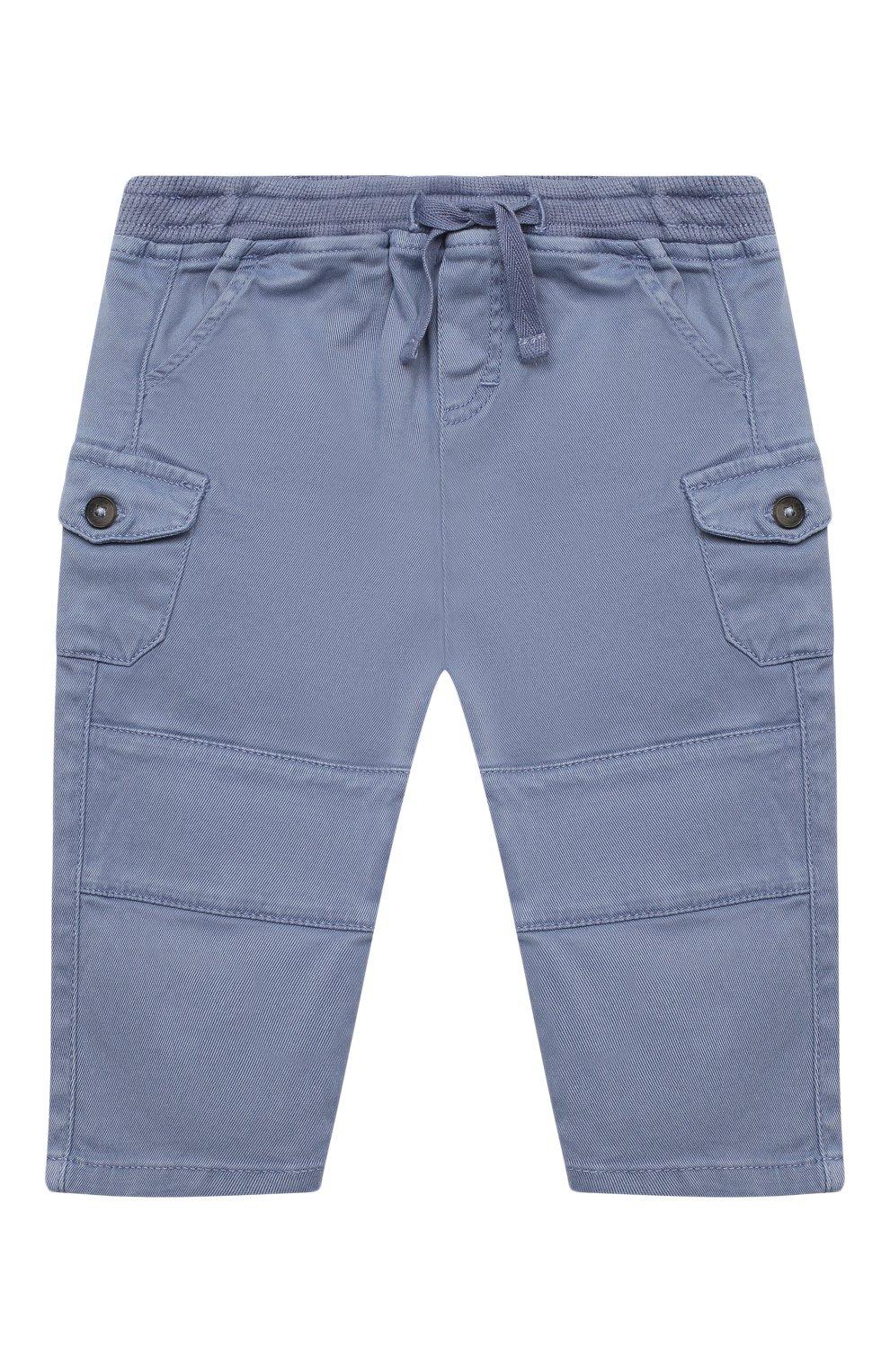 Детские брюки TARTINE ET CHOCOLAT синего цвета, арт. TR22131/1M-1A | Фото 1