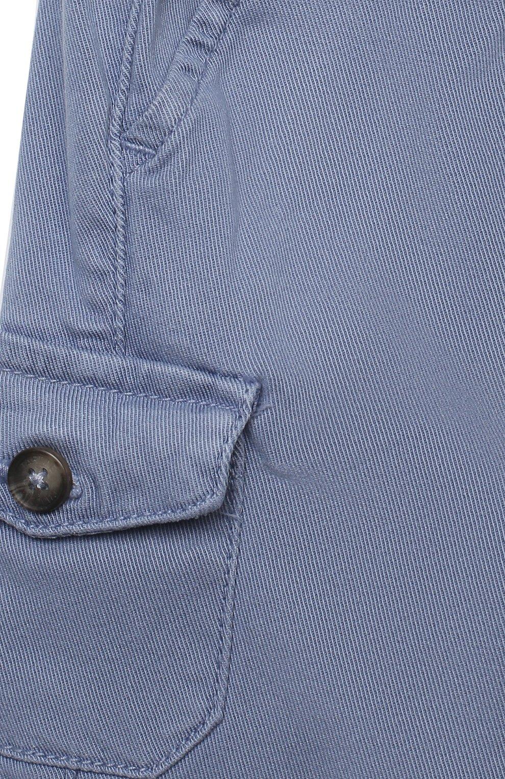 Детские брюки TARTINE ET CHOCOLAT синего цвета, арт. TR22131/1M-1A | Фото 3