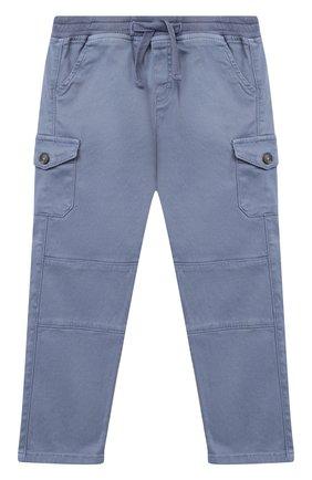 Детские брюки TARTINE ET CHOCOLAT синего цвета, арт. TR22131/18M-3A | Фото 1